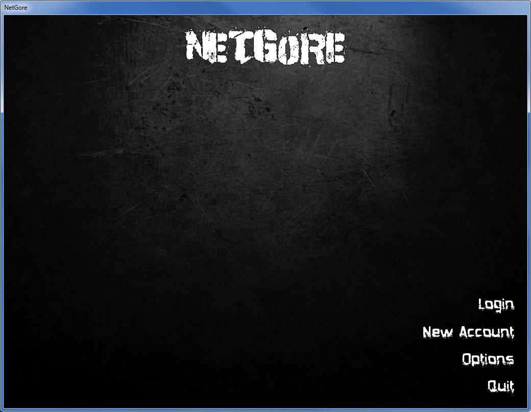 NetGore (Versão 0.36) 01