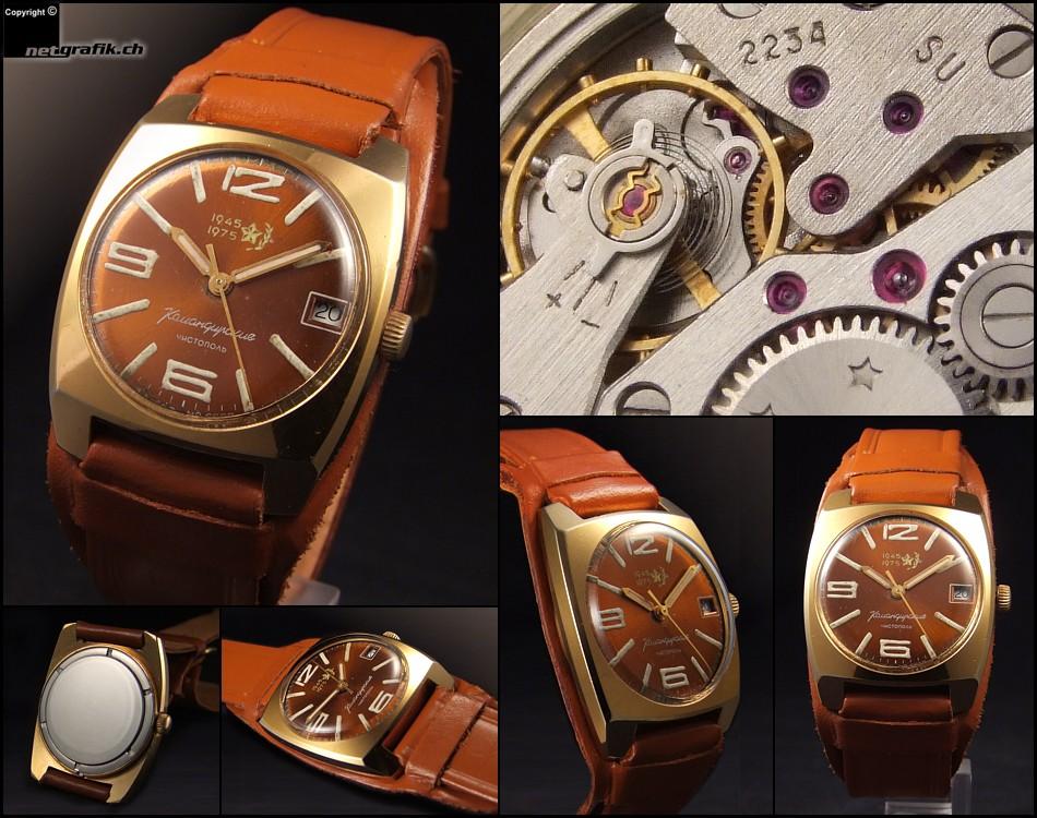 Vostok anniversaire 1917-1987 Vostok1975