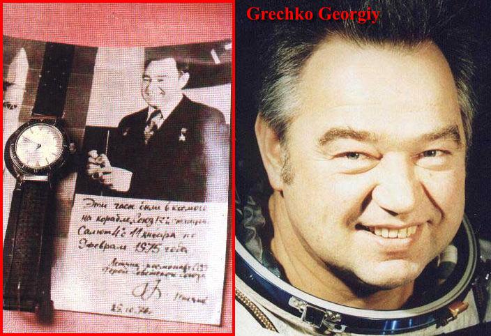 G. Gerlach: la montre polonaise! Vostok_space