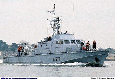 nos ainés - embarcation basque pour la pêche Photo02m