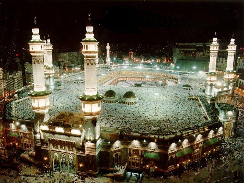 صور اسلاميه جميله Kaaba_back