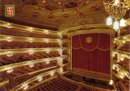 Liceo ( Gran Teatre del Liceu – Barselona)   Barcellona_Gran%20Teatro%20del%20Liceu