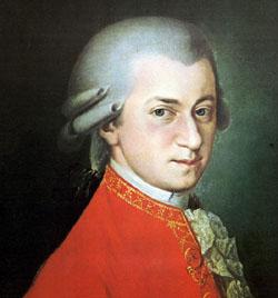Volfgang Amadeus Mocart Mocart