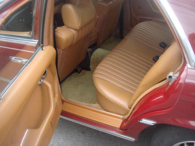 W116 350SE 1979 - R$29.000 A746400