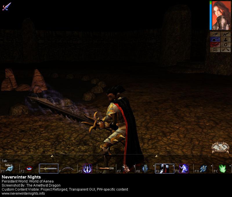 Sarana Goldblade: Fae Mercenary Aenea03