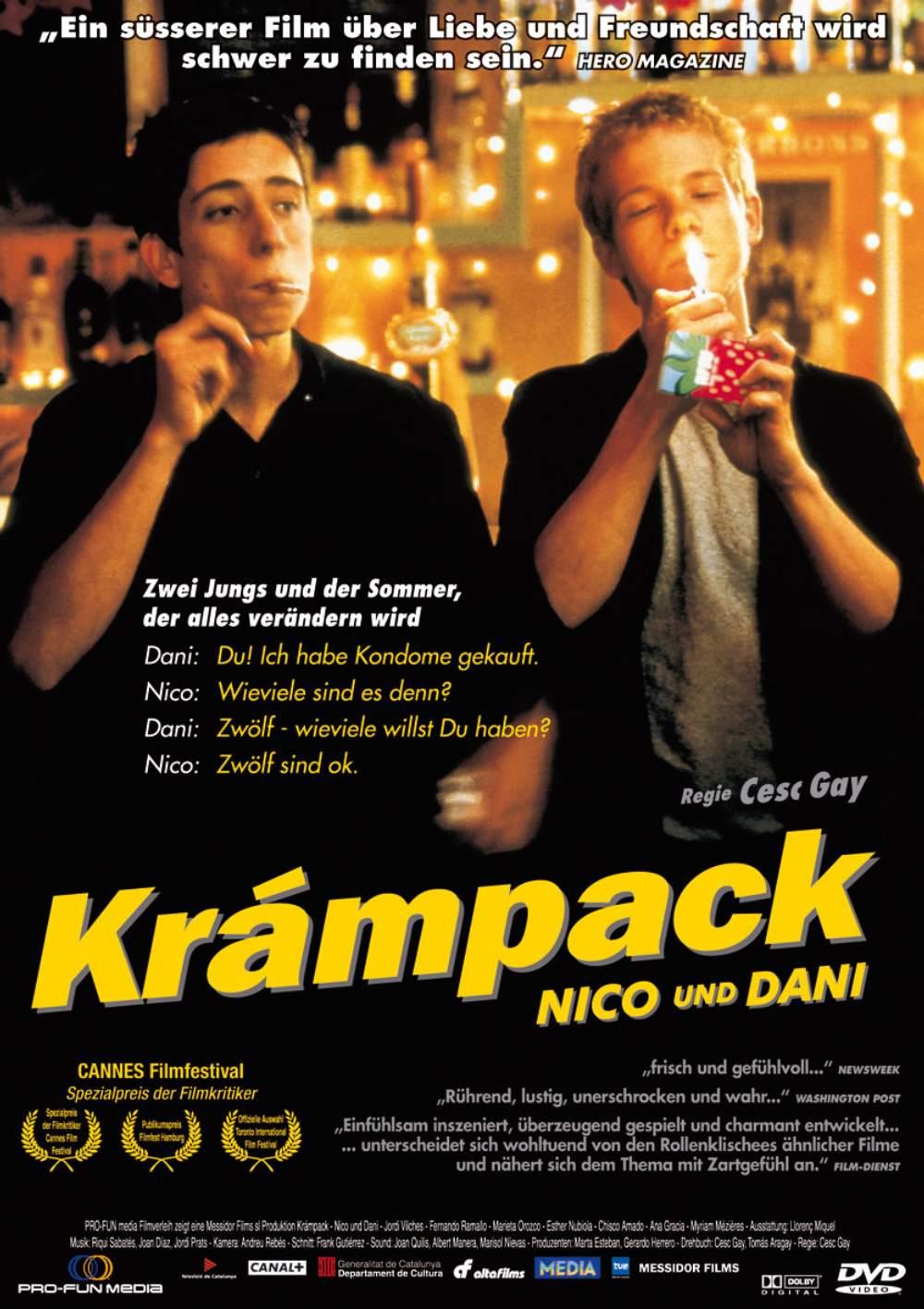 MARABOUT DES FILMS DE CINEMA  - Page 3 Krampack