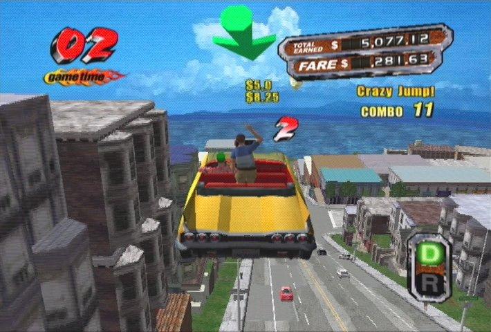 تحميل لعبة Crazy Taxi 3 - لعبة التاكسي المجنون Crazy Taxi 3384alsh3er