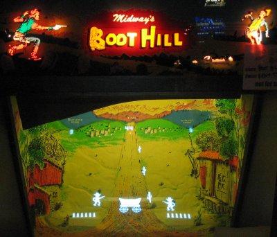 Boot Hill - Um legítimo videogame dos anos 70 do Velho Oeste Img_3695
