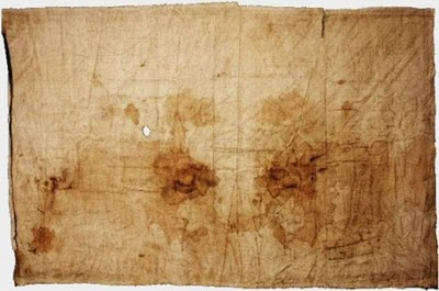 Shroud of Turin Sudarium