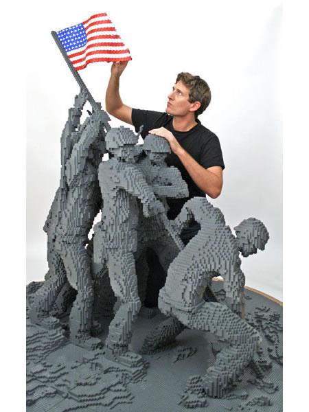 LEGO figurice,makete, kockice Lego_art_2