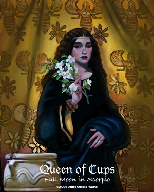 Придворные карты Queenofcups