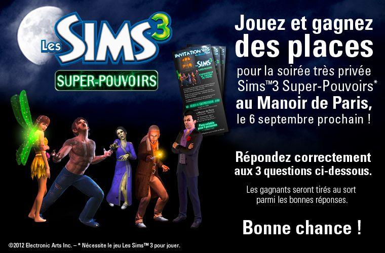 Les Sims™ 3 : Super-pouvoirs - Page 4 Concours-Super-Pouvoirs