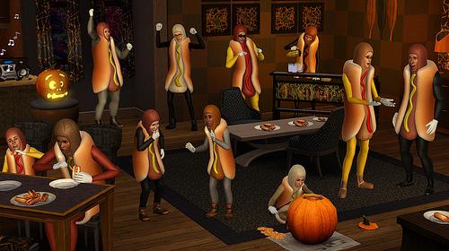 Les Sims™ 3 : Saisons - Page 3 8136425970_c36e2f90b8