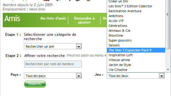Les Sims™ 3 University Screenshot-3