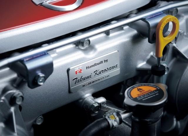 Ανανεωμένο Nissan GT-R NissanGTR8