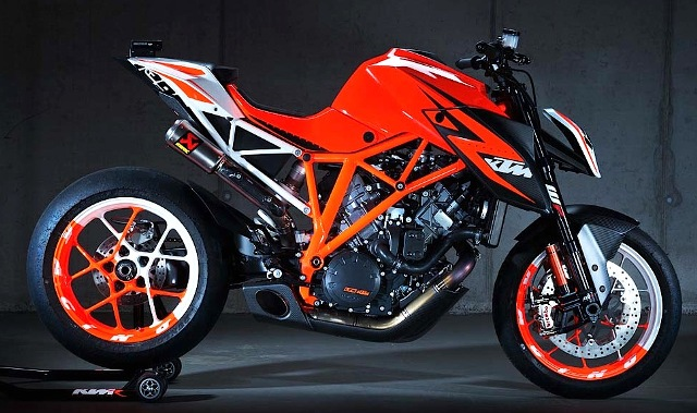 KTM 1290 Super Duke R Prototype KTM1290SuperDukeR6