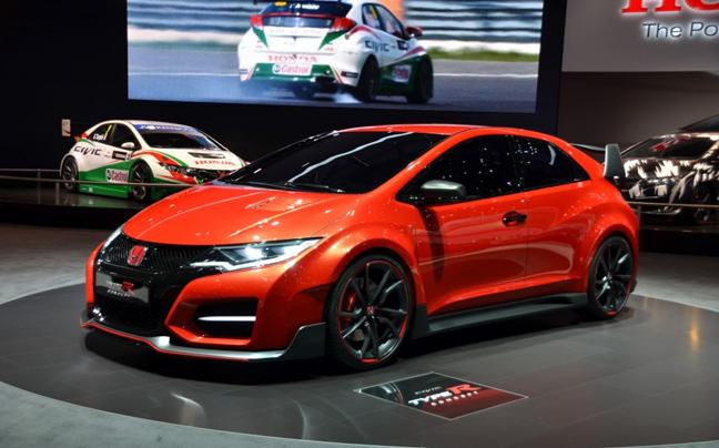 Το νέο Honda Civic Type R - 2015 Hond4