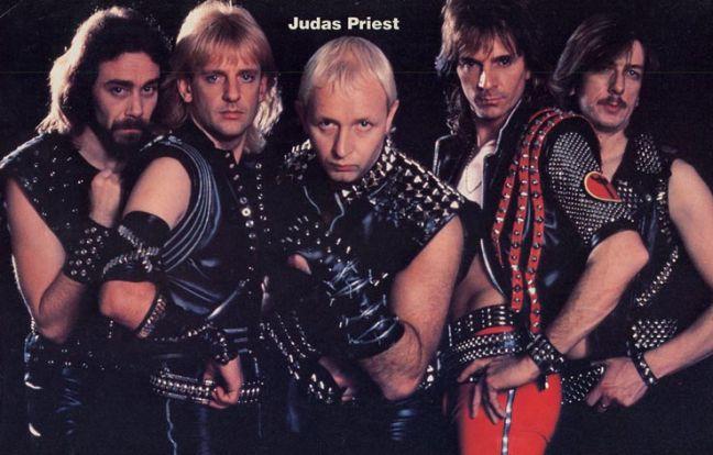 Judas Priest - Painkiller JudasG2