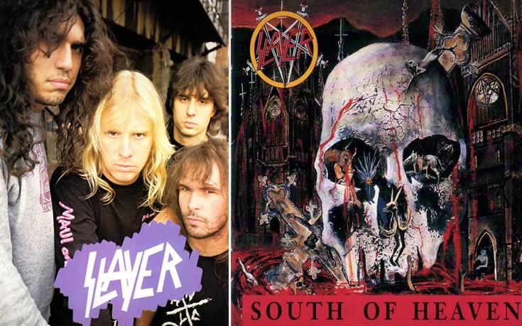 Slayer - South Of Heaven Slayerr1