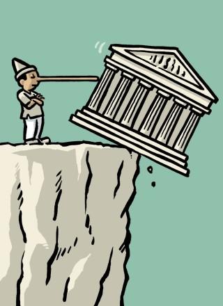 Salve le banche greche la Grecia resterà in mutande... 110711_r21080_p886-320