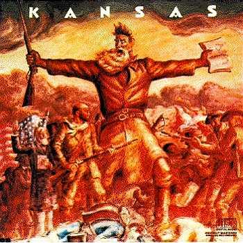 Les disques de rock à avoir toujours sur soi. Kansasalbum
