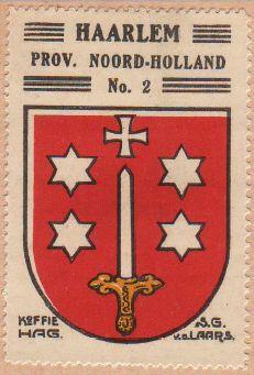Plomb de scellé pour tissus hollandais ... Haarlem.hag