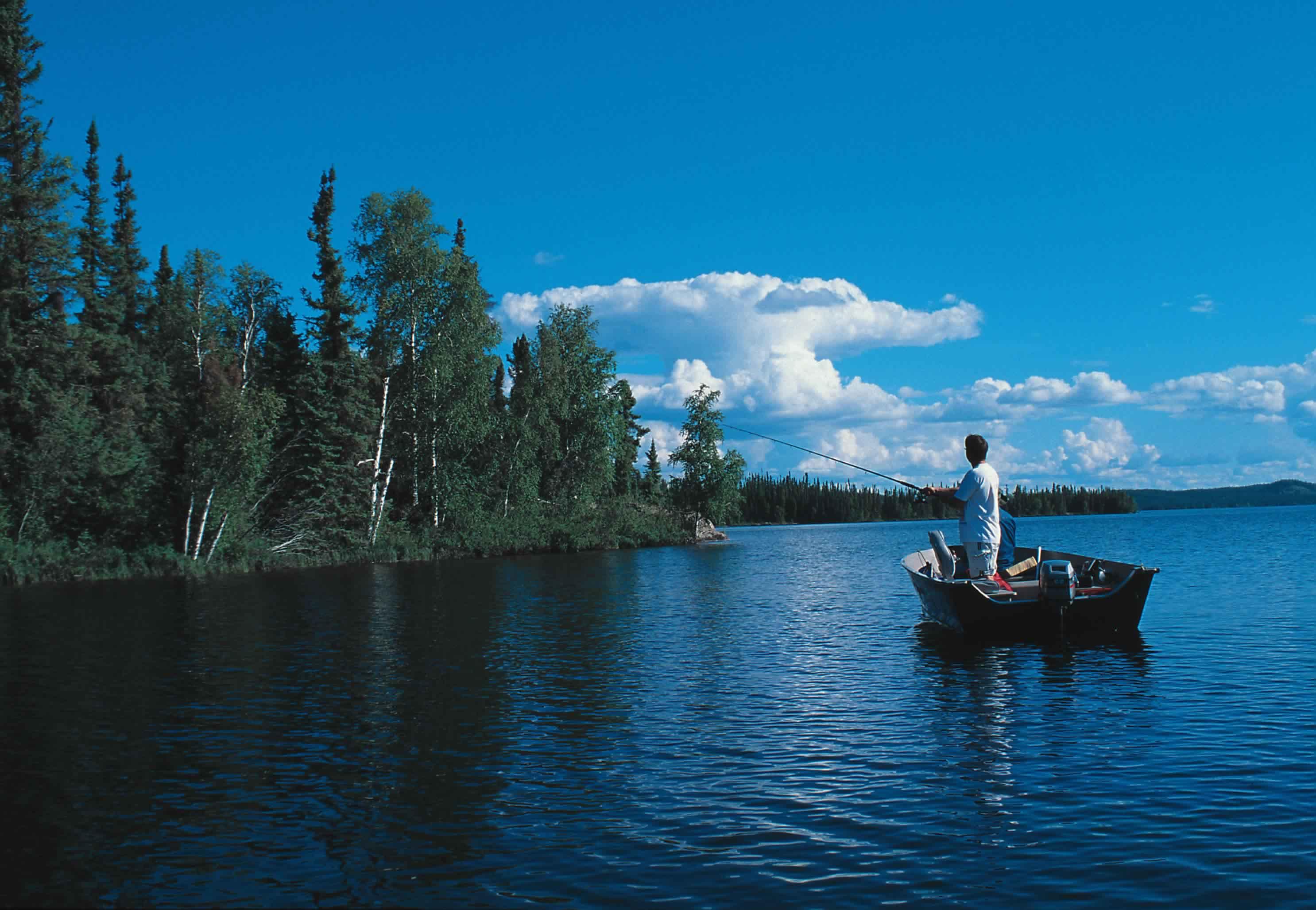 Ribolov na fotkama Fishing_scenic