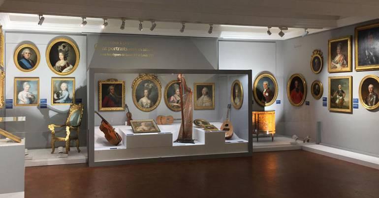 """Musée Lambinet : Exposition """"Cent portraits pour un siècle"""" Thumb_23087_paysage_big"""