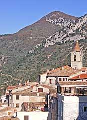 Sainte-Agnès : Le circuit du patrimoine Sainte-agnes