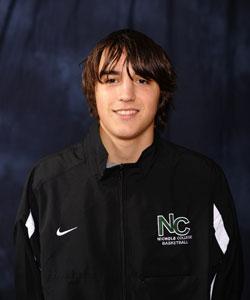Michael Salis - Nichols College Bisons Salis_W