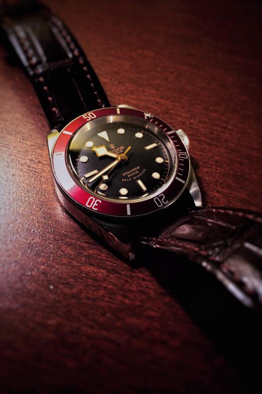 Votre montre du jour - Page 5 Blackbcuir4
