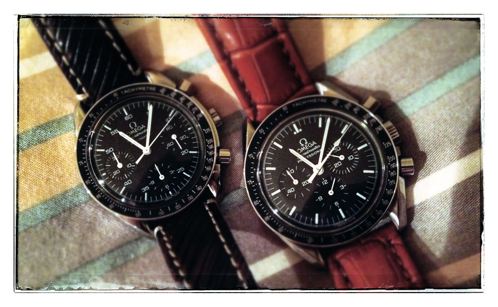 Omega Speedmaster 39mm Speeds