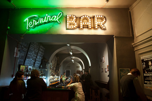 SAINT PETERSBURG: NIGHTLIFE AND CLUBS Vita-notturna-San-Pietroburgo-Terminal-Bar