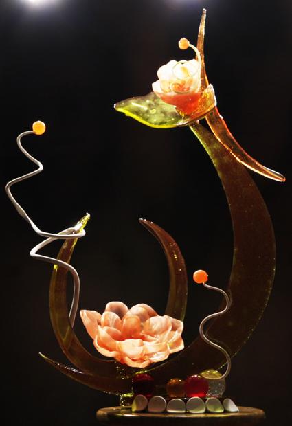 Skulpture od šećera Choc7