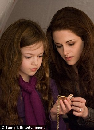 Breaking Dawn - part 2 (Twilight 4) 57520_s
