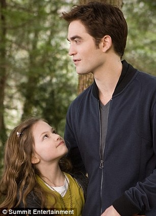 Breaking Dawn - part 2 (Twilight 4) 57521_s