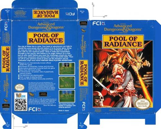 [Tutorial] Création d'icones 3D pour la Neo Geo X PoolOfRadiance_NES-Box_AME(en)_77671