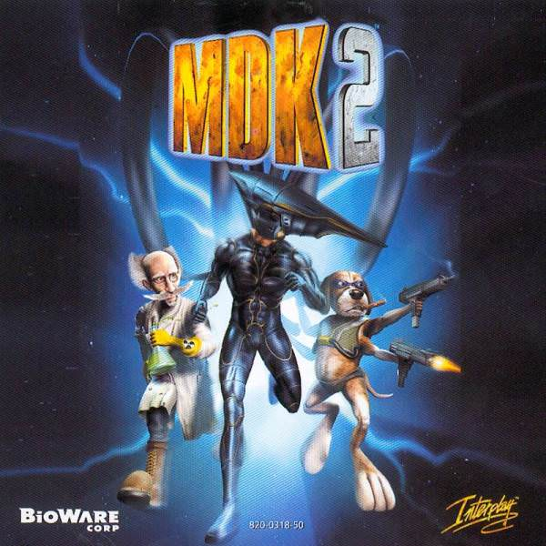 [nostalgia] recordando los juegos que marcaron nuestra infancia :') Mdk-2