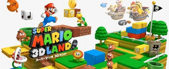 [3DS] Nintendo : SUPER MARIO LAND 3D 1316210225