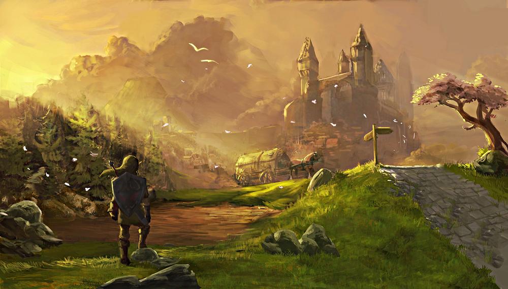 The Legend of Zelda [Wii U] 1334596306