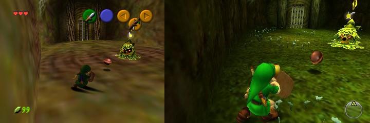 [3DS] : THE LEGEND OF ZELDA : OCARINA OF TIME de Nintendo - Page 3 1302881311