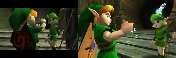 [3DS] : THE LEGEND OF ZELDA : OCARINA OF TIME de Nintendo - Page 3 1302881320
