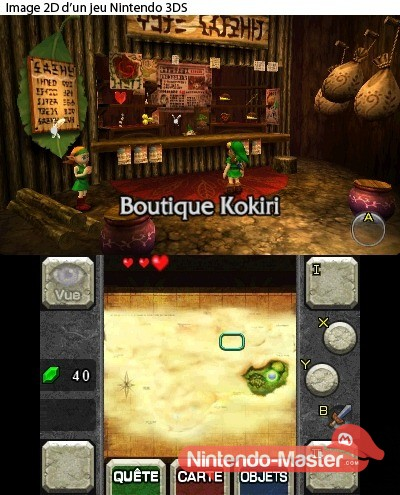 [3DS] : THE LEGEND OF ZELDA : OCARINA OF TIME de Nintendo - Page 4 1303220407