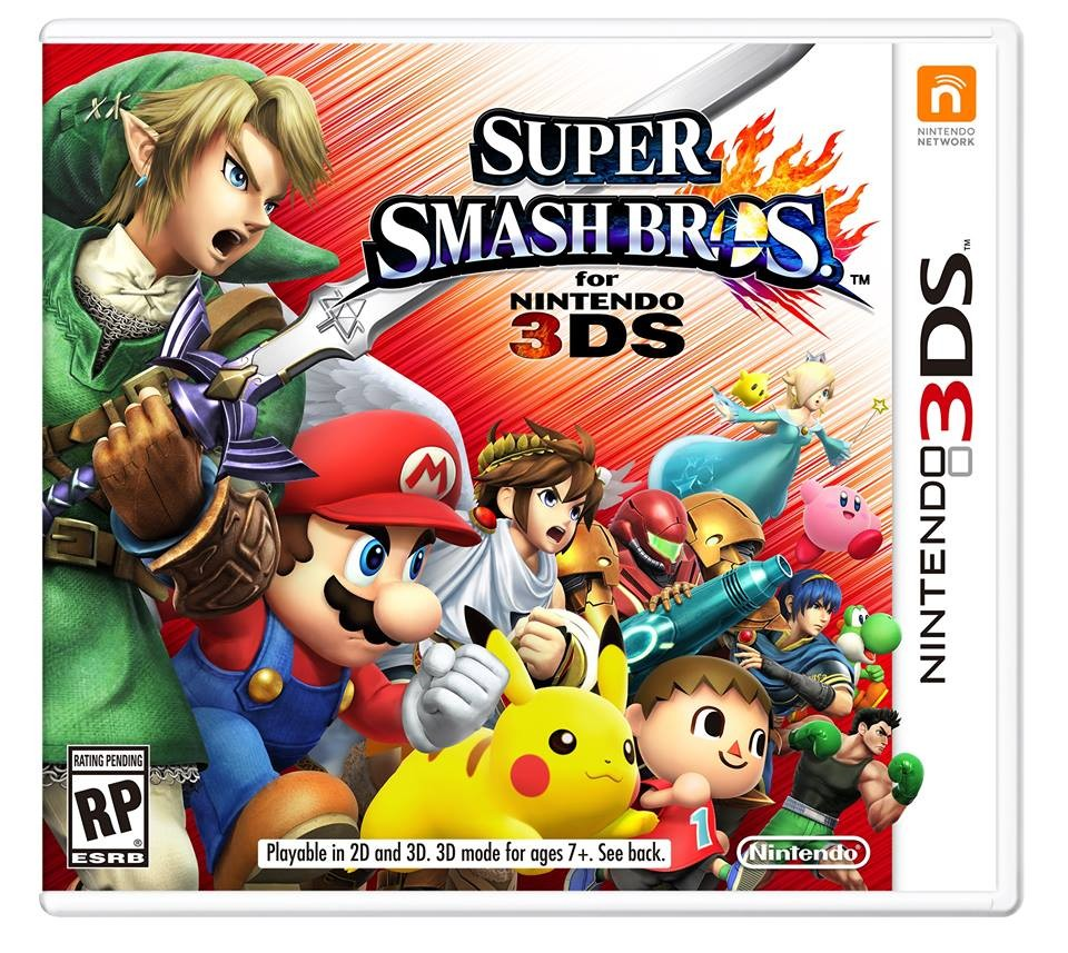 Super Smash Bros Wii U/3DS - Page 7 1402427377