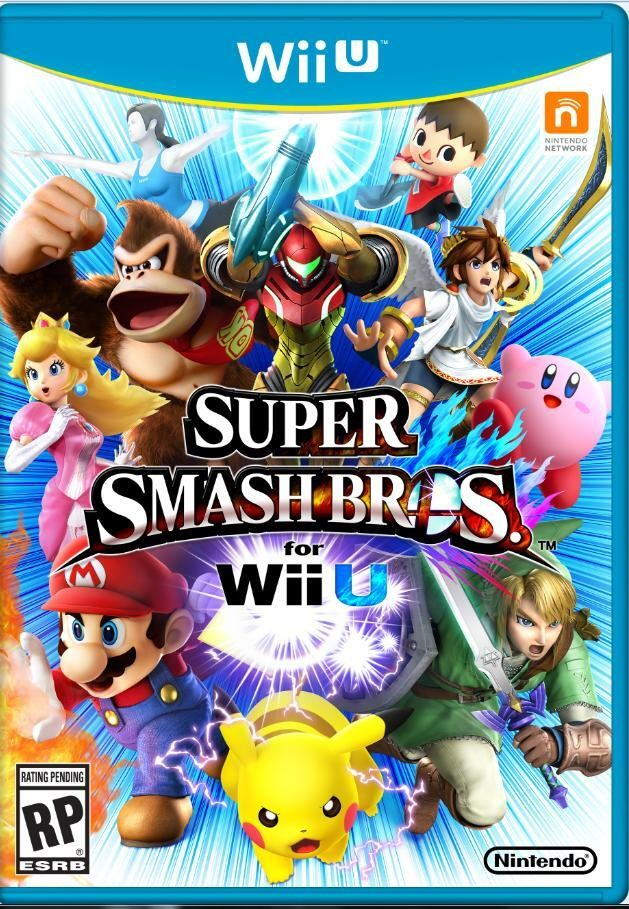 Super Smash Bros Wii U/3DS - Page 7 1402427387