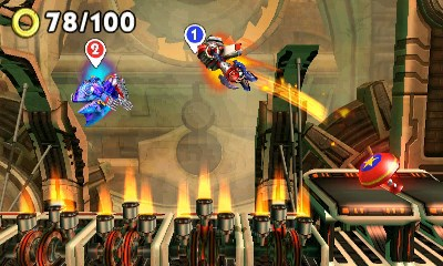 Actus de Sonic Boom : Fire and Ice  14339265380