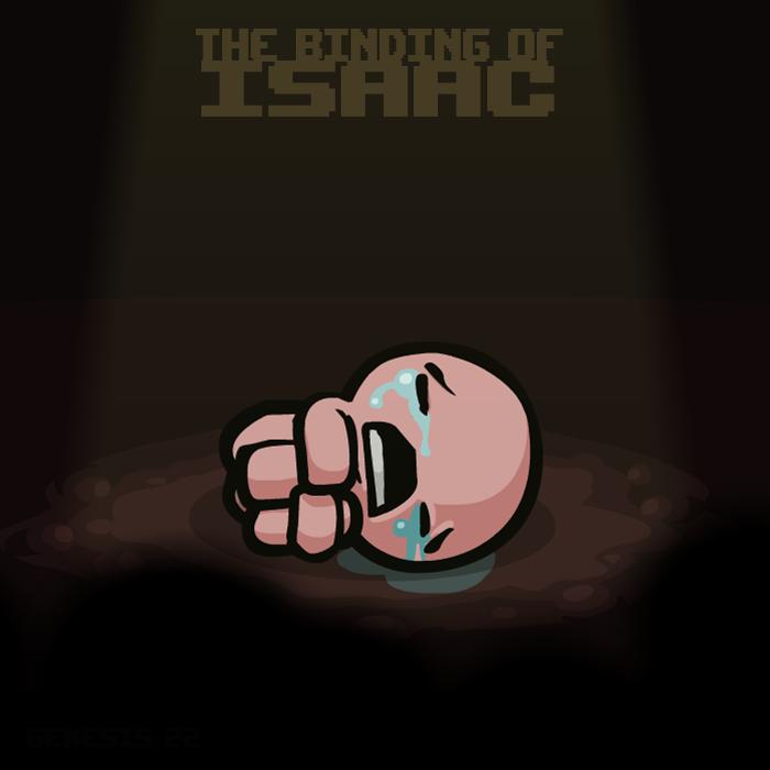The Binding of Isaac. 1