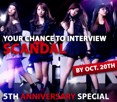 UPDATE: You have the chance to interview SCANDAL!!! / THEY ANSWERED OUR QUESTIONS! News_en_905