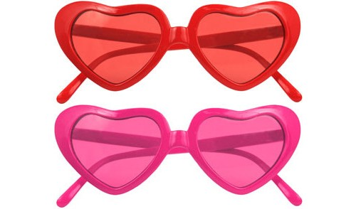 zonnebrillen Heart-sunglasses