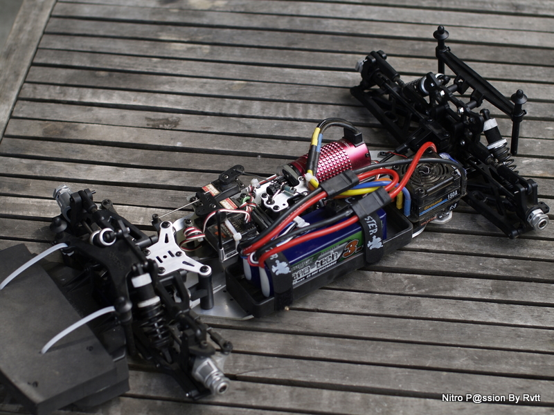 inferno - Inferno eGT2 Brushless, RC Monster V2 Dual Speed. _5155677
